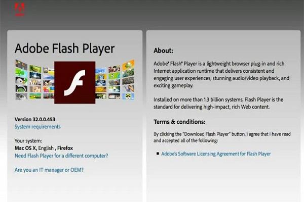 Nasib Adobe Flash Player Berakhir 12 Januari