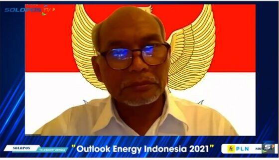 Sekjen Dewan Energi Nasional Djoko Siswanto (Solopos TV)