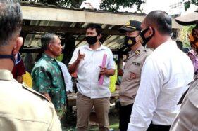 Wis Angel! Tim Gabungan Bubarkan Pentas Seni di Grobogan