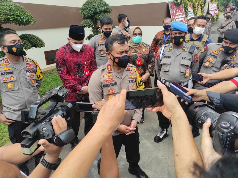 PSBB Jawa-Bali Diterapkan,Polda Jateng Gencarkan Operasi Yustisi