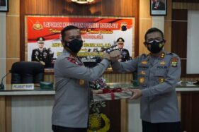Setahun Menjabat Kapolres Boyolali, Rachmad Nur Hidayat Diganti Morry Ermond