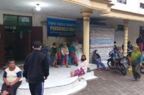 Hari Perdana PSBB Klaten, Aktivitas Warga di Kemalang Dipantau Ketat
