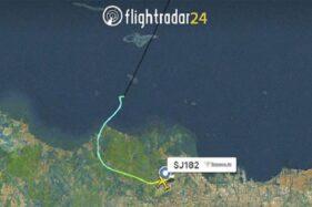 Terungkap, Ini Ucapan Terakhir Pilot kepada ATC Sebelum Pesawat Sriwijaya Air Jatuh
