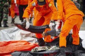 15 Dokumen Kematian Korban Sriwijaya Air SJ-182 Telah Terbit