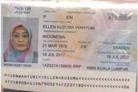 Kabar Jenazah TKW asal Sragen Telantar di Malaysia Viral, Begini Penjelasan Disnaker