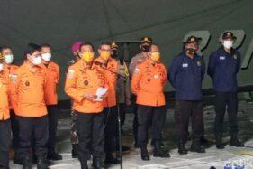 Total Sudah 139 Kantong Jenazah Korban Sriwijaya Air SJ182