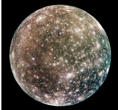 Galileo Galilei menemukan Callisto pada 13 Januari 1610. (Wikipedia.org)