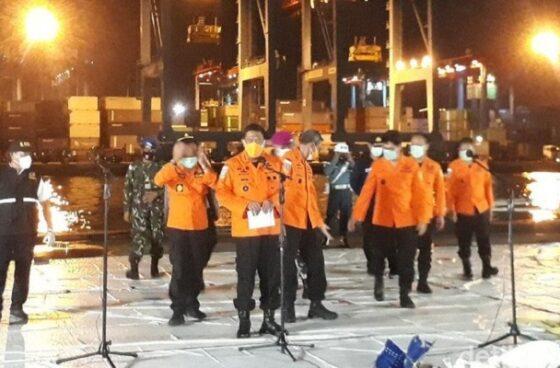 Kepala Basarnas Marsekal Madya TNI (Purn) Bagus Puruhito. (Detik.com)
