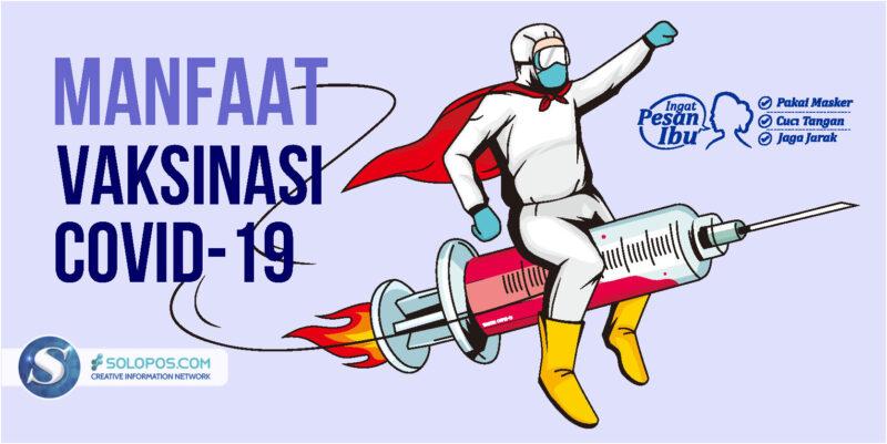 Kota Madiun Terima 3.040 Dosis Sinovac, Vaksinasi Dilakukan Rabu Ini