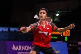 Langkah Anthony Dihentikan Axelsen di Thailand Open 2021