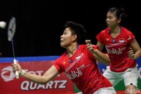 Ganda Putri Greysia/Apriyani Melaju ke Final Thailand Open
