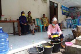 Erupsi Merapi, Pengungsi Balerante Klaten Tunggu Instruksi Pemerintah