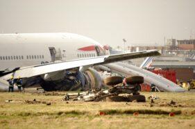 Sejarah Hari Ini: 17 Januari 2008 Pesawat Boeing 777-200ER Jatuh