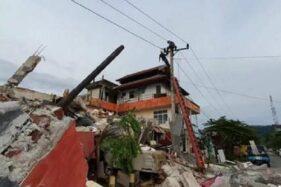 Gempa Sulawesi Barat Dinilai Tak Lazim, Mengapa?