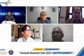 Pengamat: Tak Bisa Sendirian, Kota Solo Butuh Kerja Sama Antardaerah Untuk Pulihkan Ekonomi