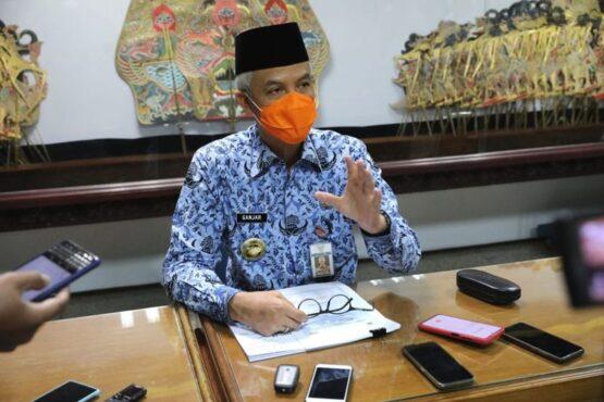Gubernur Jateng, Ganjar Pranowo. (Solopos.com-Imam Yuda S)