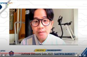 Gibran Komentari Cekcok PKL dan Satpol PP di Sukoharjo, Ini Katanya