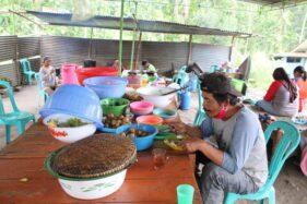 Pengalaman Kelam Erupsi Merapi 2006 Bikin Warga Klaten Tetap Bertahan di Pengungsian