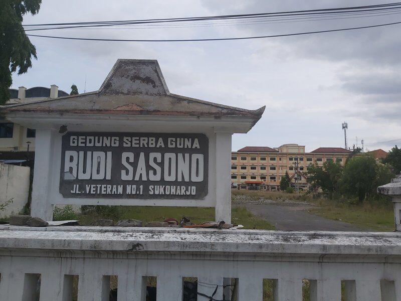 Sempat Tertunda Akibat Covid-19, Gedung Pertemuan Rp52 Miliar di Sukoharjo Ditarget Rampung Tahun Ini