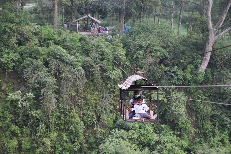 Girpasang Klaten Bakal Punya Gondola Berlantai Kaca