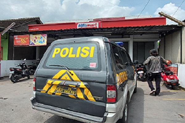 Karyawati Hamil Ditemukan Terluka Bersimbah Darah Di Minimarket Colomadu, Begini Kronologinya