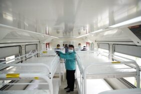 Sip! Inka Bikin Kereta Medis untuk Isolasi Pasien Covid-19