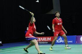 Thailand Open 2021: Praveen/Melati Gagal Ke Babak Kedua