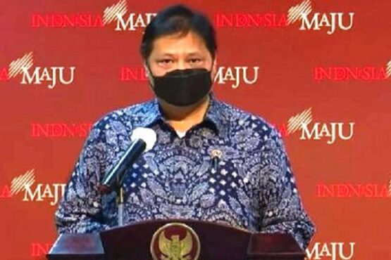 Menteri Koordinator Bidang Perekonomian Airlangga Hartarto. (Youtube.com- Sekretariat Presiden)