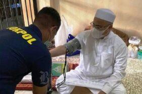 Polri Tolak Permohonan Pembantaran Rizieq Syihab, Ini Alasannya...