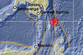 BMKG: Magnitudo Tertarget Lempeng Laut Filipina 8,2 SR