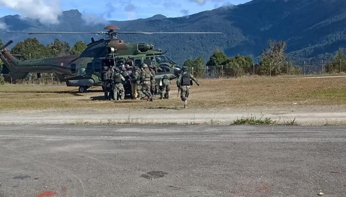 2 Prajurit TNI Gugur Ditembak KKB di Intan Jaya Papua