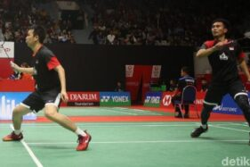 Toyota Thailand Open 2021, Indonesia Tanpa Wakil di Final