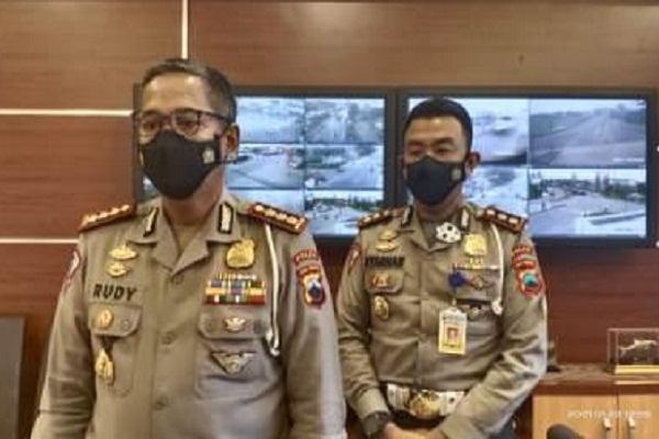 Polda Jateng Tak Melarang Pemudik Sebelum Tanggal 6 Mei