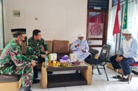 Mantap! Kepedulian TNI Untuk Pengurus dan Santri Ponpes