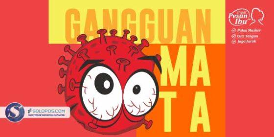 Infografis Gangguan Mata (Solopos/Whisnupaksa)