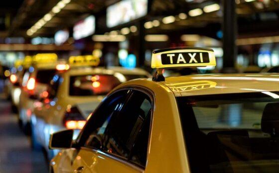 Ilustrasi taksi. (Istimewa)