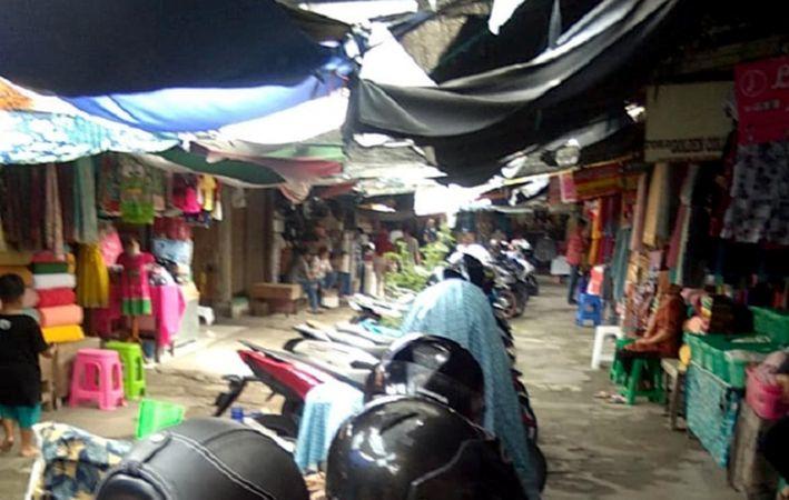 PPKM Diperpanjang, Pedagang Pasar Kota Sragen Minta Pembebasan Retribusi 1 Bulan