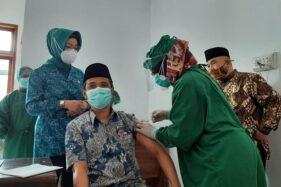 Sehari Setelah Vaksinasi Covid-19, Belum Ada Laporan Efek Samping Berat Di Sukoharjo