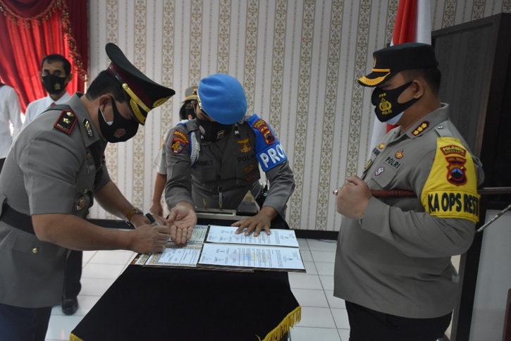 Dua Pejabat Polresta Solo Ditukar, Kapolresta Pesan Ini