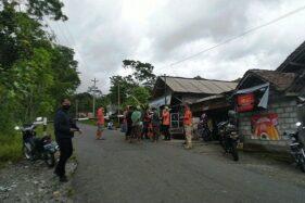 Erupsi Merapi 3 Kilometer, Ratusan Warga Turgo Sleman Diungsikan