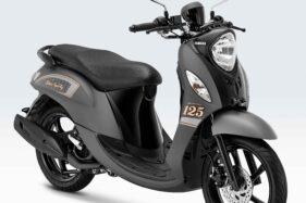 Yamaha Fino 125 Sporty Tampil Dengan Warna Baru, Keren Bro…