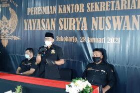 Gagal di Pilkada Solo, Tikus Pithi Hanata Baris Siap Bidik Kursi Gubernur Jateng
