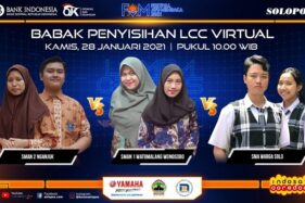 Semakin Seru, 6 Tim Ini Siap Habis-Habisan di LCC Virtual FAM 2021