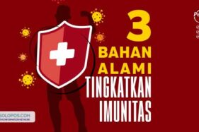 3 Bahan Alami Tingkatkan Imunitas