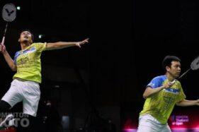 Hendra/Ahsan Melaju ke Final BWF World Tour Finals