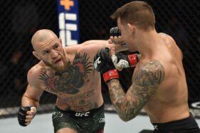 McGregor Dibekuk Poirier, Rematch Lawan Khabib Kian Sulit Terwujud