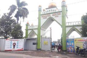 Masjid Agung Karanganyar Bakal Dilengkapi Lift Menuju Puncak Menara