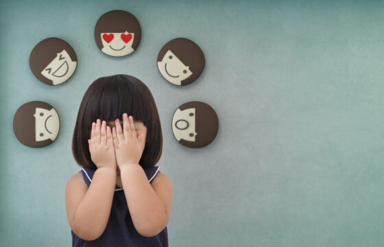 Ilustrasi anak tantrum (Freepik)