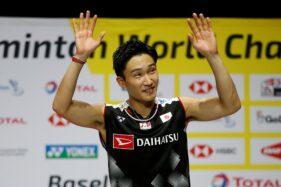 Kento Momota Positif Covid-19, Jepang Mundur dari Thailand Open 2021
