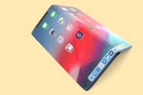 Susul Samsung & Huawei, Apple Rancang Iphone Layar Lipat